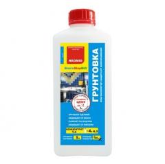 Грунт 1:4 (1 л) Neomid влагоизолятор с добавлением биоцида/голубой/ (1/12)