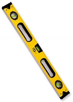 Уровень упрочненный   600мм (3 глазка, с 2 ручками, фрез.пов)