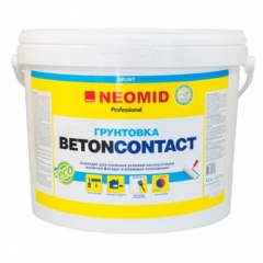 Грунт бетон-контакт НЕОМИД ContactProff укрепляющий 1:7 10л (1/1)