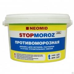 Противоморозная добавка NEOMID NITCAL