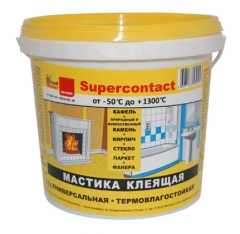 Мастика Neomid Super contact (4 кг) +1300С до -50 С
