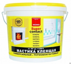 Мастика Neomid Super contact (9 кг) +1300 С до -50 С 3-16