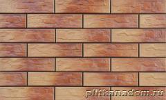 Термопанель фасадная с клинкерной плиткой Jesienny Lisc/Autumn Leaf 7740. Размер 770*555 мм