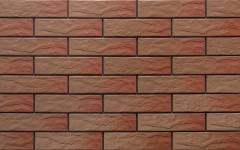 Термопанель фасадная с клинкерной плиткой Kalahari 9775 Rustic/структурная. Размер 890*610 мм