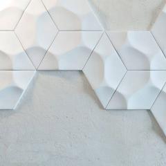 Искусственный камень 3D панель Аввард: