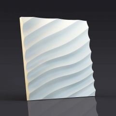 Искусственный камень Волна диагональная мелкая: