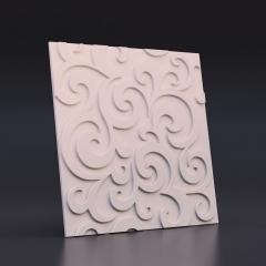 Искусственный камень 3D панель Мягкий цвет: